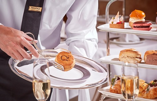 Cunard Releases The Recipe for Its Famous Scones (To Make Up for Their Absence) | Frommer's