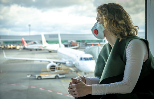 Changing Course, JetBlue Now Requires Masks; Delta and American to Offer Them | Frommer's