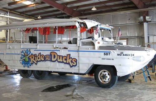 Duck Boats Are Not Safe, Government Agency Warns | Frommer's