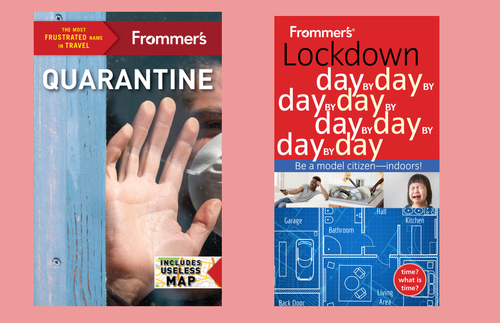 Announcing Frommer's Guides to Your Quarantine!