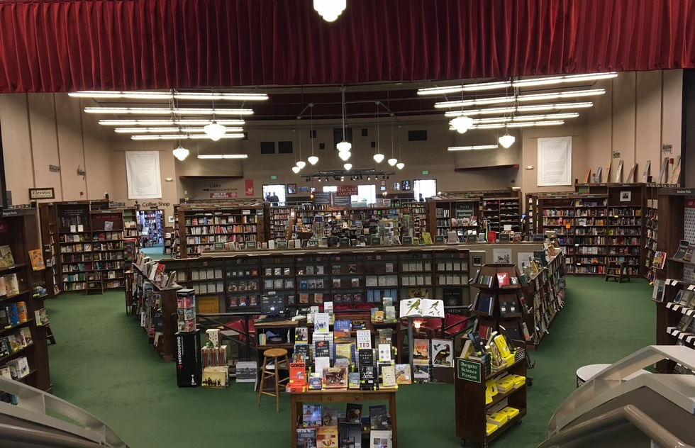 25 Bookstores We Love and Want to Support | Tattered Cover, Denver, CO