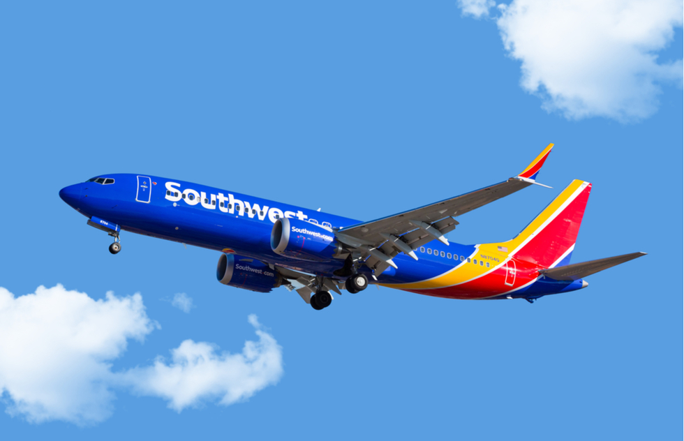 Southwest Airlines Introduces New Social Distancing Rules | Frommer's