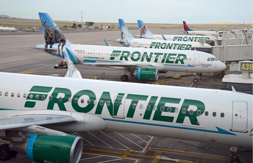 After Backlash, Frontier Airlines Drops Social Distancing Fee | Frommer's