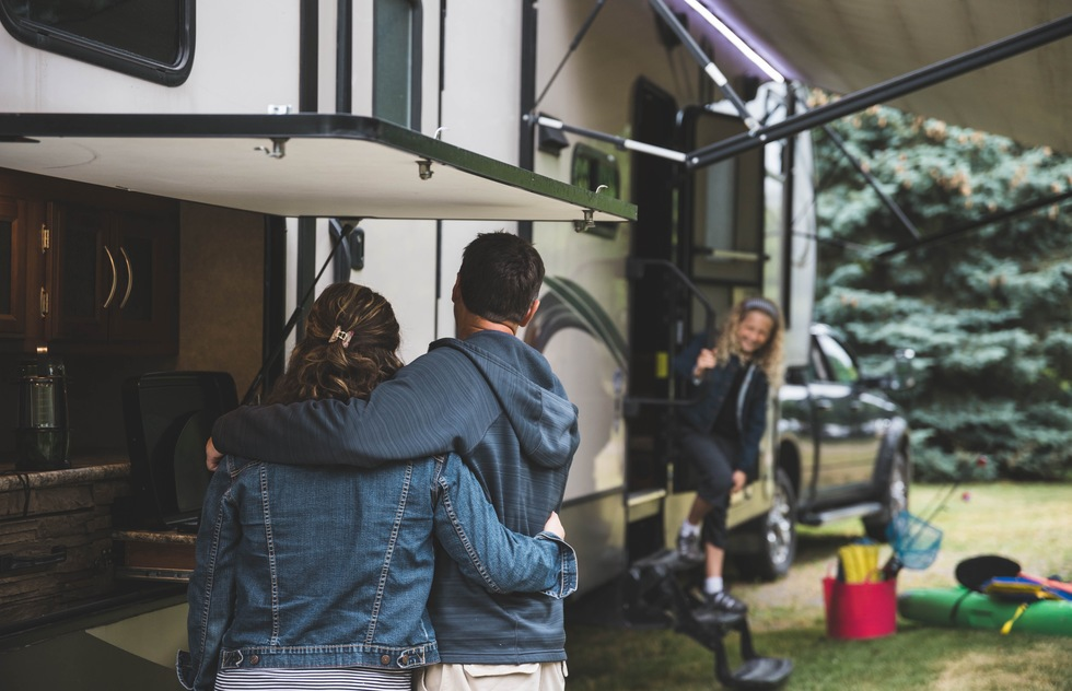 A First-Timer's Guide to Renting an RV | Frommer's