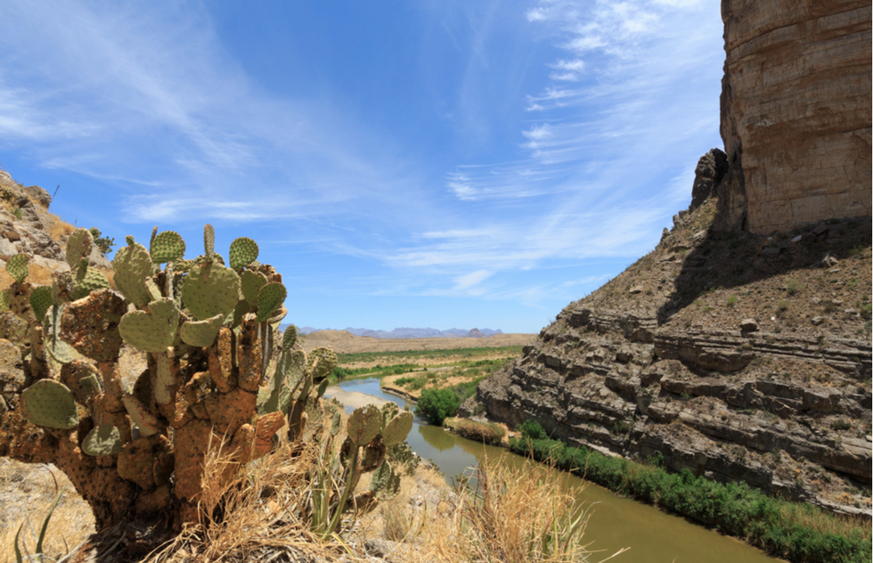 Best national park scenic drives: Big Bend National Park in Texas