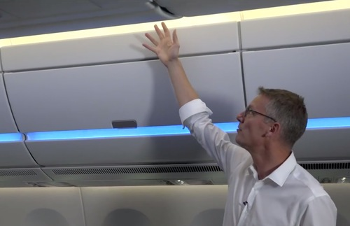 WATCH: An Airline Cabin Designer Explains the Systems That Clean the Air on Flights | Frommer's