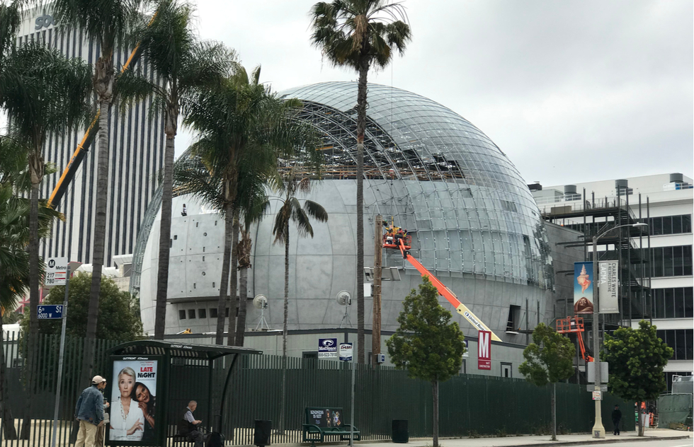 Blaming the Pandemic This Time, L.A.'s Oscars Museum Delays Yet Again | Frommer's