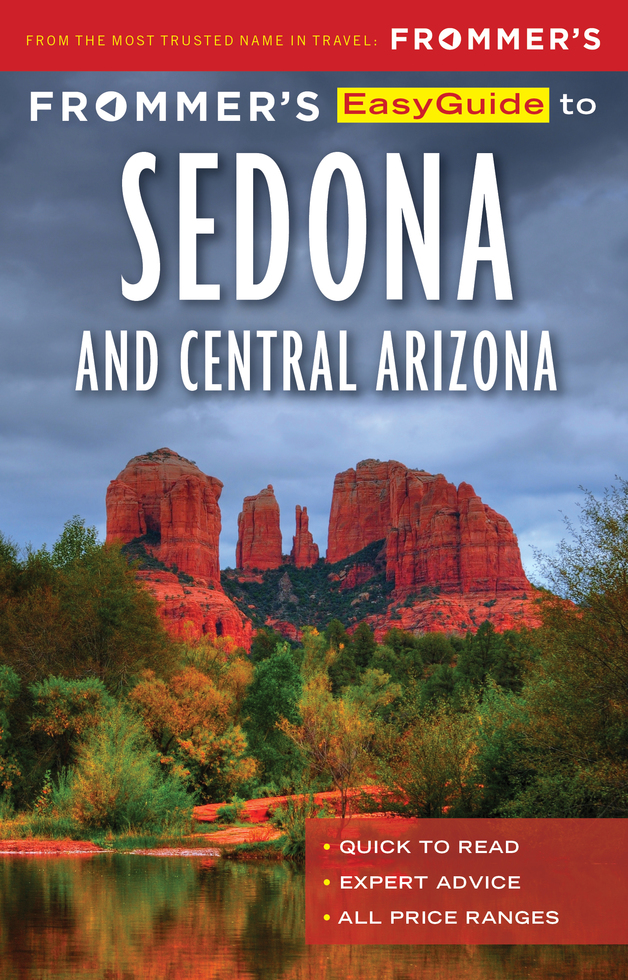 Sedona and Central Arizona | Frommer's Is Releasing a Series of E-Books for Trips Within the United States
