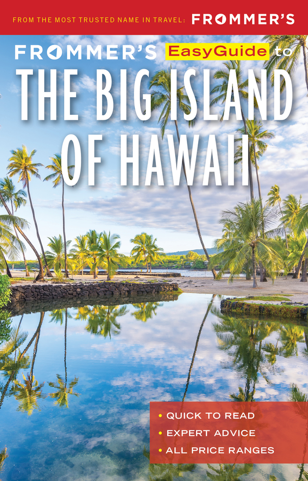 Big Island of Hawaii | Frommer's Is Releasing a New Series of E-Books for Trips Within the United States