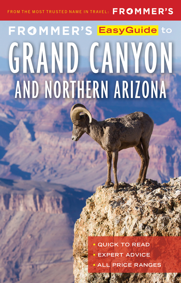 Grand Canyon & Northern Arizona | Frommer's Is Releasing a Series of New E-Books for Travel Within the United States