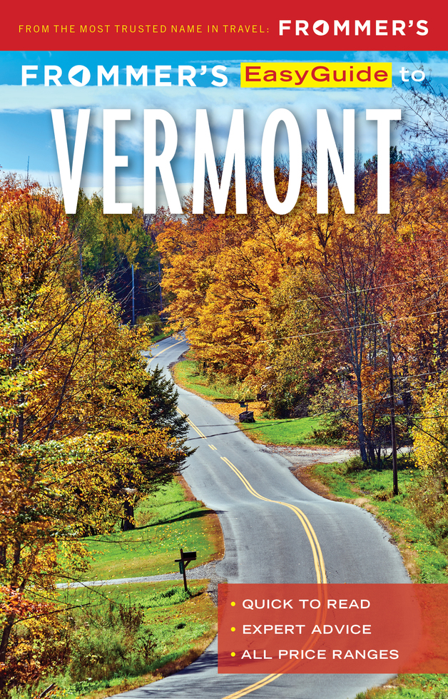Vermont | Frommer's Is Releasing a Series of New E-Books for Travel Within the United States