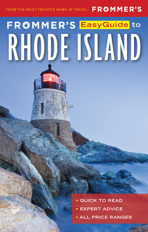 Frommer's EasyGuide Rhode Island | Frommer's Is Releasing a Series of New E-Books for Travel Within the United States