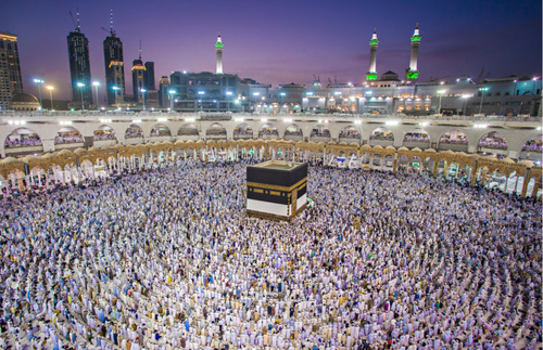 Saudi Arabia Blocks International Pilgrims from Mecca | Frommer's