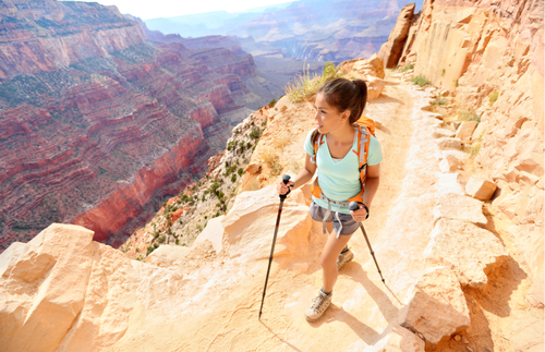 5 Tips for Hiking in Extreme Summer Heat | Frommer's