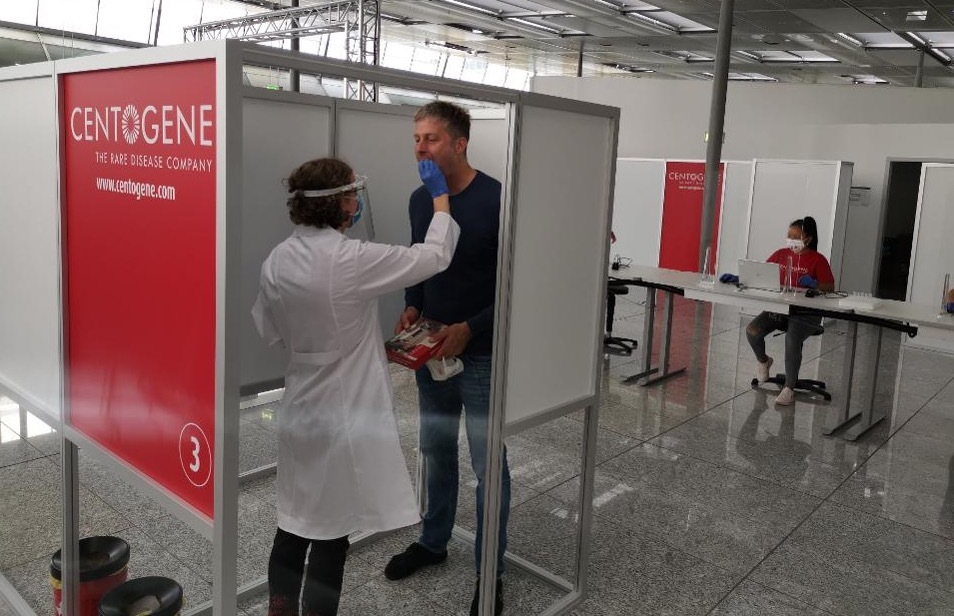 German Airports Open Covid Testing Labs That Could Serve as Models | Frommer's