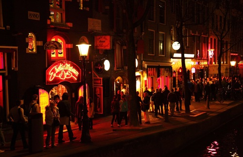 Amsterdam Re-Closes Parts of Its Red Light District | Frommer's