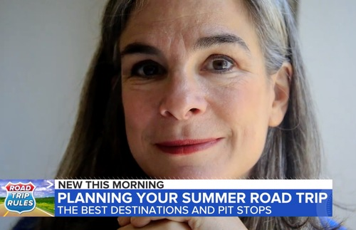 WATCH: Pauline Frommer's Road Trip Tips on Good Morning America | Frommer's