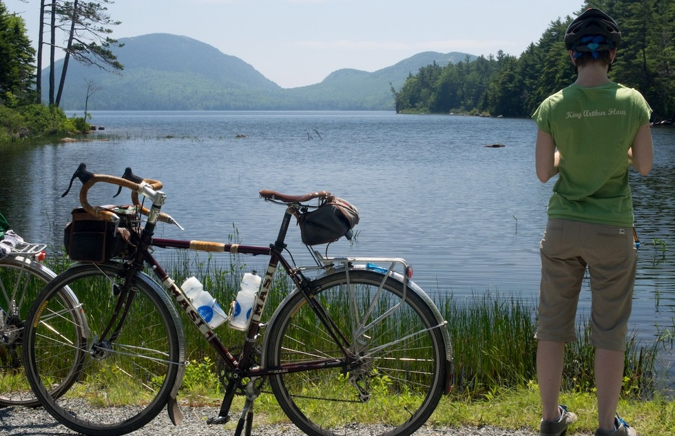 Best U.S. national parks for bicycling: Acadia National Park in Maine