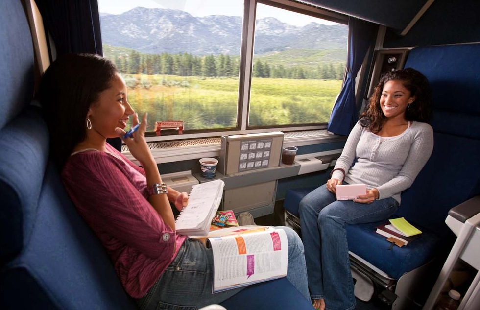 Limited Sale: 2-for-1 on Roomettes for Socially Distanced Amtrak Travel | Frommer's