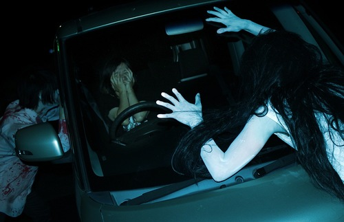 Ghouls of the Road: Drive-Through Haunts Are a Frightful Halloween Trend | Frommer's