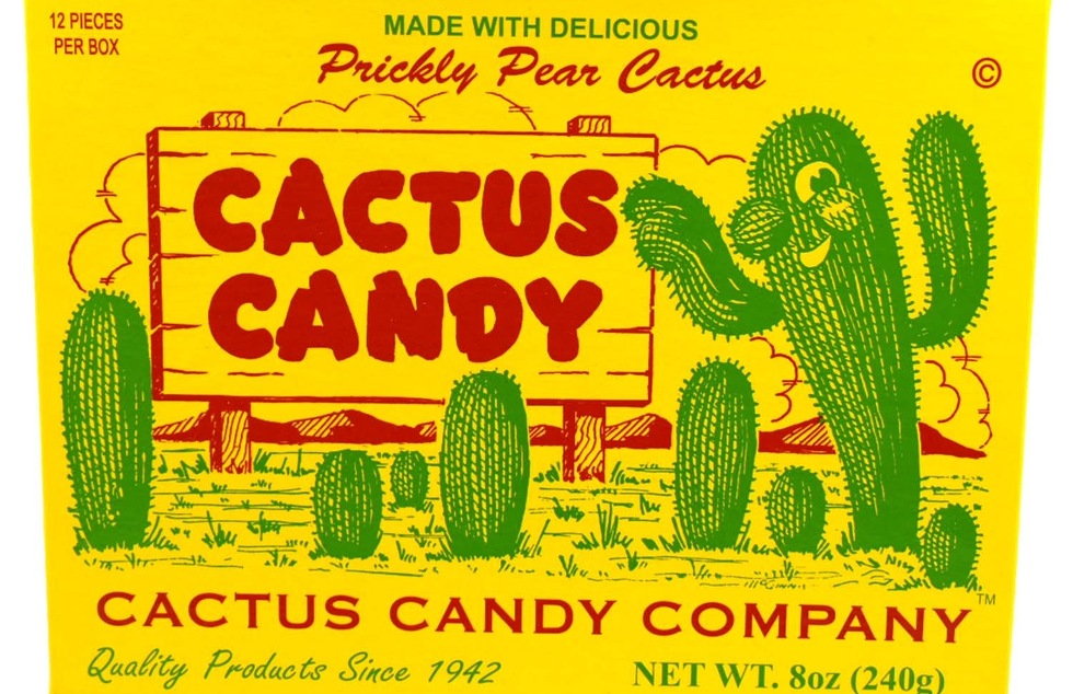 America's Best Local Sweets:  Cactus Candy of Arizona