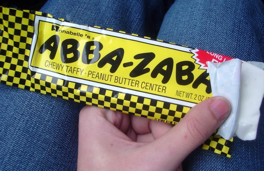 America's Best Local Sweets: Abba-Zaba bar