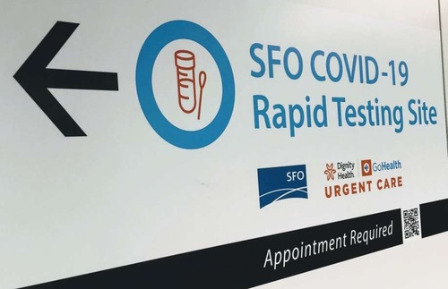 SFO Airport Opens Rapid Covid Testing Facility, but We Need More | Frommer's