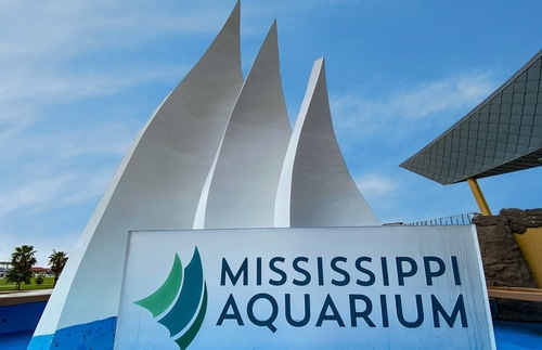 Brand-New Aquarium Opens on Mississippi's Gulf Coast | Frommer's
