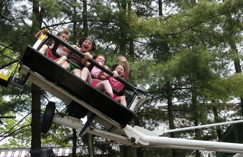 America's Rarest Old-Fashioned Amusement Rides | Frommer's