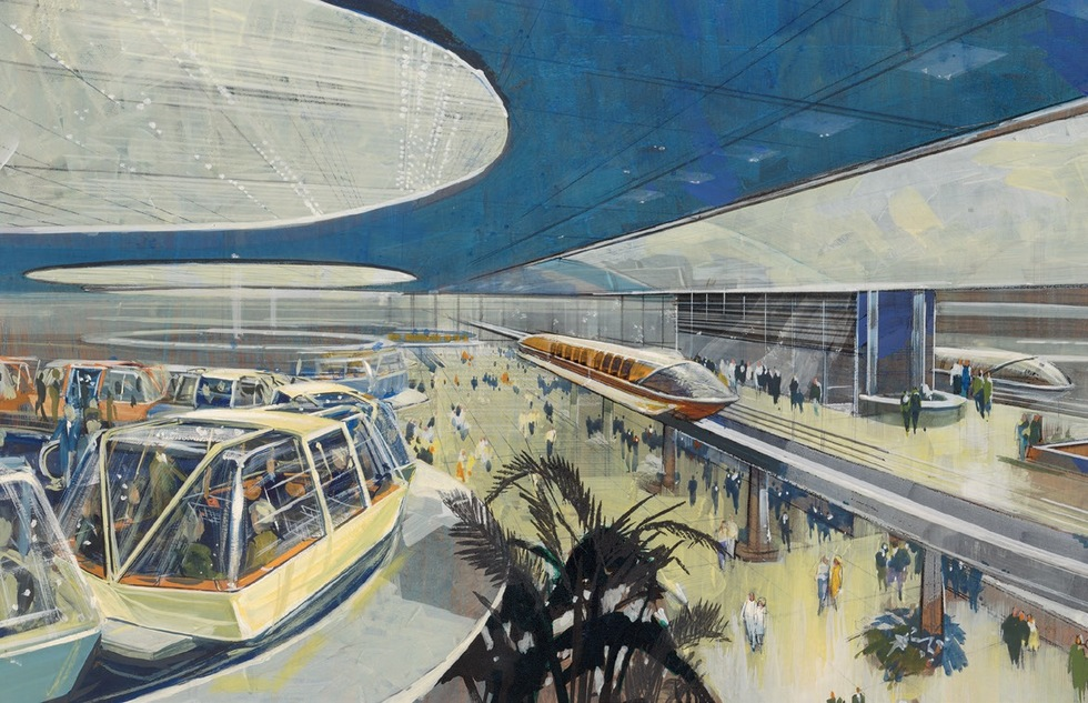 Disney's monorail: A Walt Disney World of Monorails