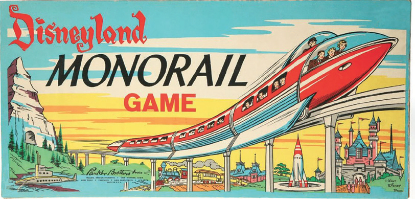 Disney's monorail: Disney and the Monorail: pop culture icons