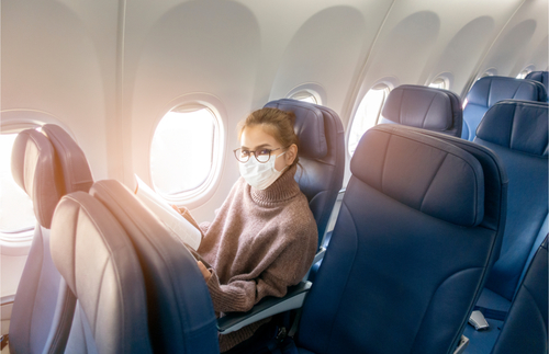 Headlines Shout of Covid-19 Exposure on Flights, but Look Deeper—It's Worse | Frommer's