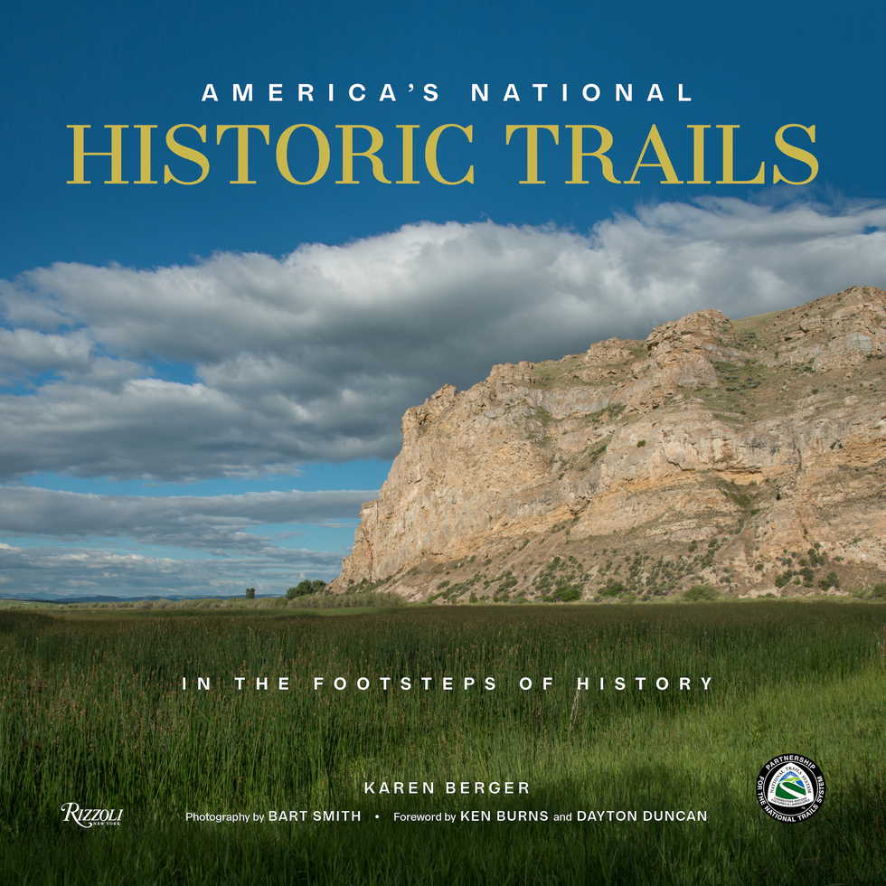 America's National Historic Trails: In the Footsteps of History book