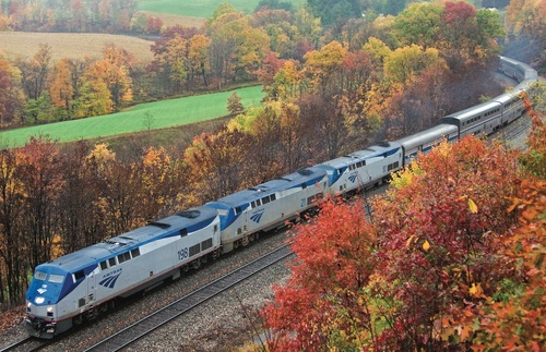 A Fall Getaway for Two: Amtrak's BOGO Sale for the Northeast U.S. | Frommer's