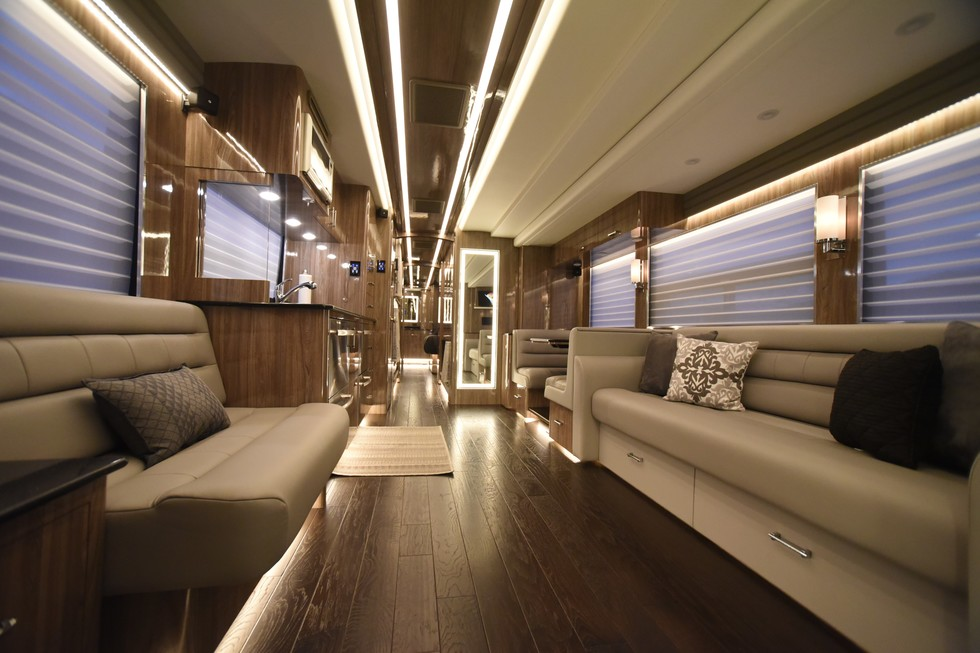 Luxury Rock Star Tour Buses Become A Travel Option in This Pandemic | Frommer's