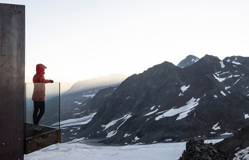 Amazing New Observatory Floats Two Miles Up in the Italian Alps | Frommer's