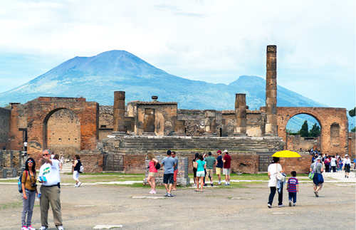 "Tourist Returns ""Cursed"" Artifacts She Stole from Pompeii"