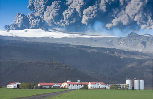 Oh, Great. Now That Icelandic Volcano Looks Like It Could Erupt Again