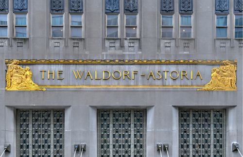 Bid for a Piece of Hotel History in the Waldorf Astoria Auction