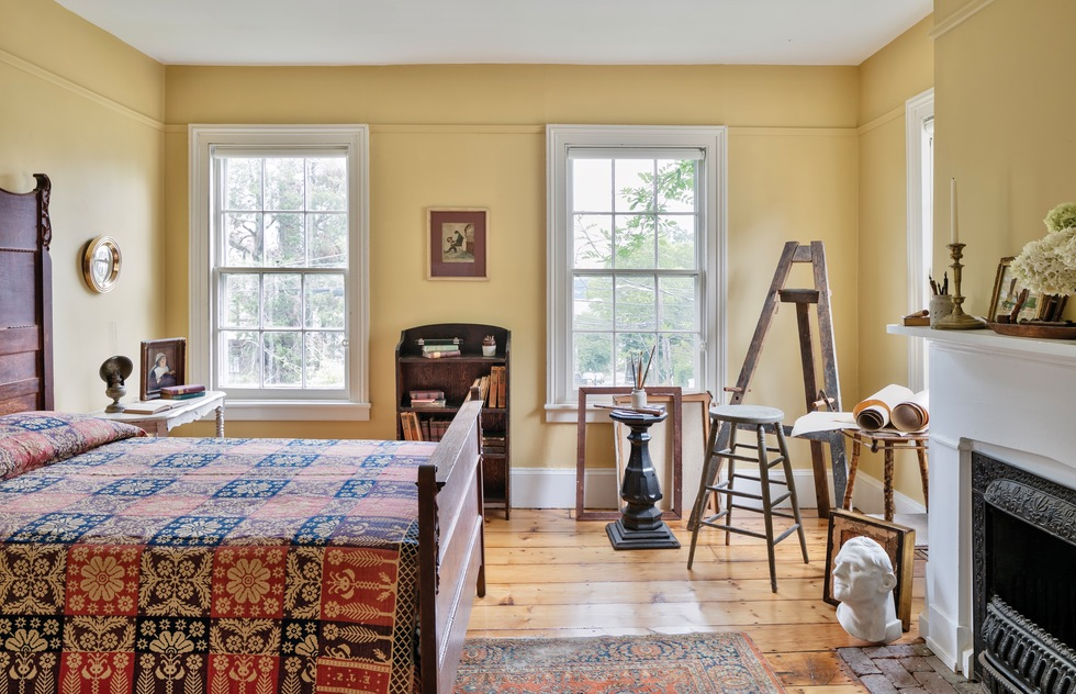 Guide to Historic Artists' Homes and Studios: Edward Hopper, Nyack, New York