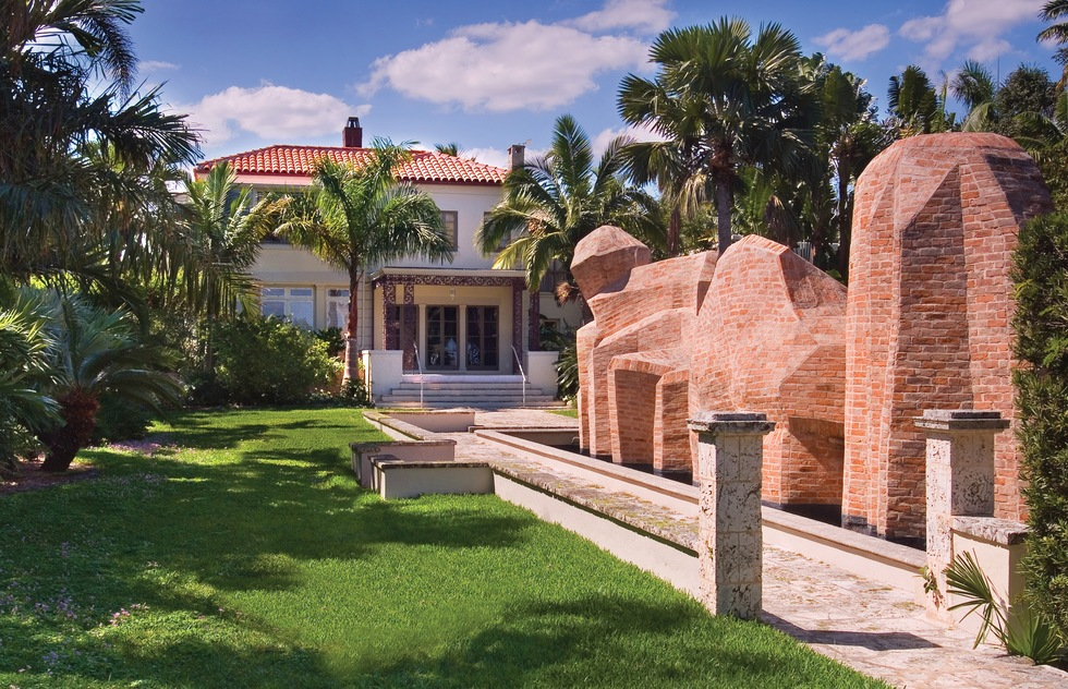 Guide to Historic Artists' Homes and Studios: Ann Norton, West Palm Beach, Florida
