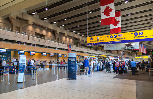 In a Trial to Rescue Travel, Canada to Test International Arrivals at One Airport | Frommer's