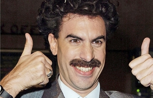 WATCH: Kazakhstan Makes Nice—Very Nice!—with Borat By Taking His Catchphrase | Frommer's