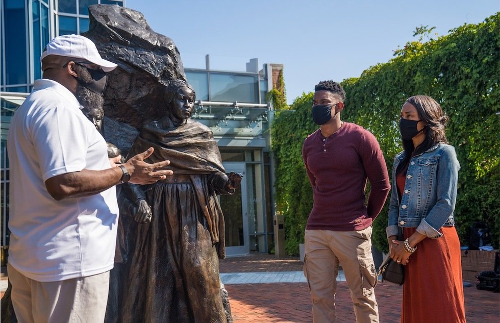 Freedom Trail: A New Walking Tour of the D.C. Area's Underground Railroad | Frommer's
