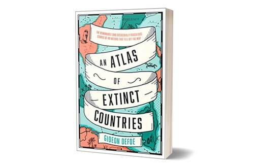 "A Delightful New Book About Countries That Have ""Fallen Off the Map"" 