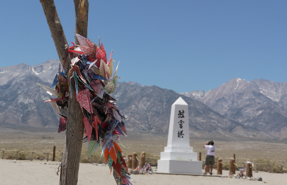 Best Places to go in 2021: Susan Choi: Manzanar National Historic Site, California