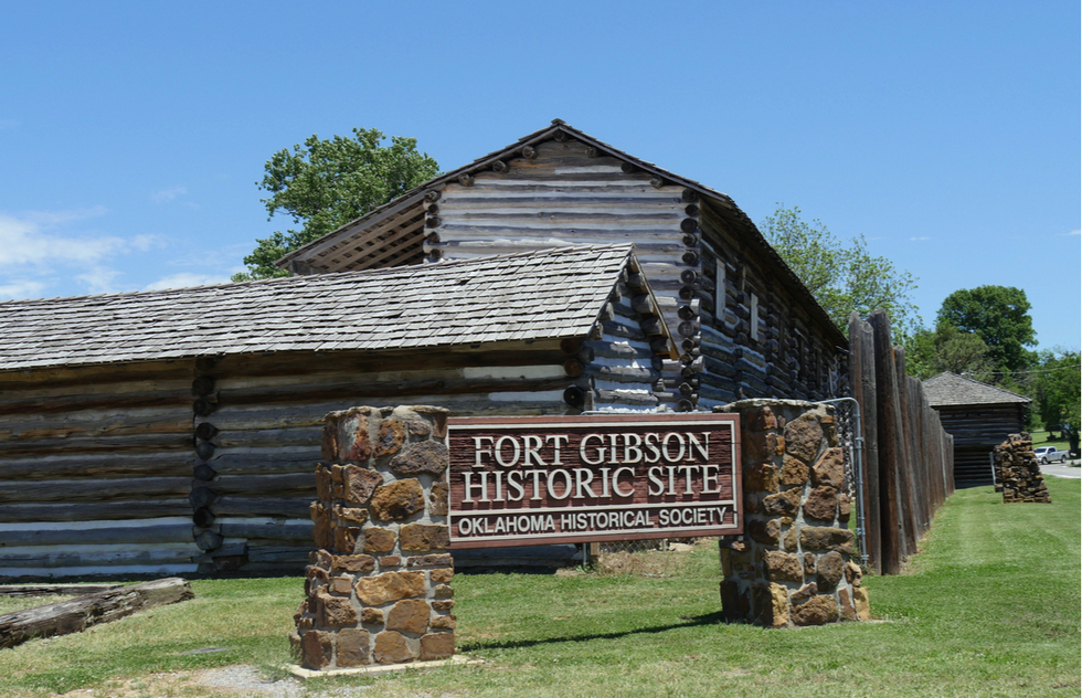Best Places to go in 2021: Margaret Verble: Fort Gibson, Oklahoma