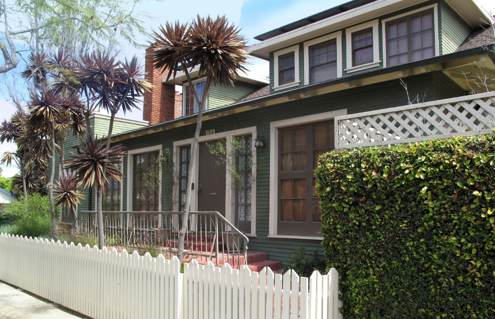 Best Places to go in 2021: Cathleen Schine: The Kinney-Tabor House in Venice, California