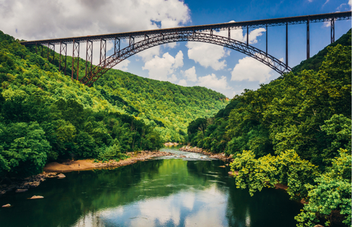 West Virginia Is Home to the USA's Newest National Park | Frommer's
