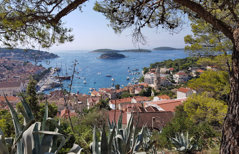 Most Beautiful Places in Croatia: Hvar